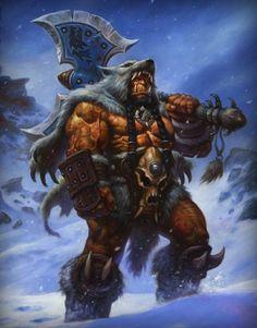 Warcraft - by Alex Horley