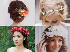 10  Floral Crowns for Every Occasion