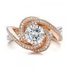 Beautiful engagement rings india