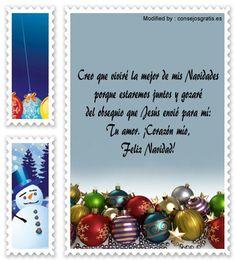 mensajes para enviar en Navidad a mi novia, poemas para enviar en Navidad a mi novia : http://www.consejosgratis.es/fabulosas-frases-de-navidad-para-mi-novio/