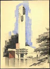 """Résultat de recherche d'images pour """"mallet stevens architecture"""""""