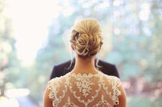 A Cupcakes and Cashmere Wedding...and a covered back :)