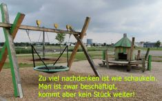 Los geht's » derwegistmeinziel.de Swings
