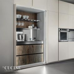 Italian Modern Design Kitchens - Obliqua by Ernestomeda