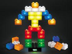 Light-Up Building Bricks - Starter Set