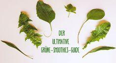 Der ultimative Grüne Smoothies Guide bei #Histaminintoleranz