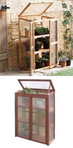 petite serre de balcon terrasse en bois perso pinterest polycarbonate paroi et serre. Black Bedroom Furniture Sets. Home Design Ideas
