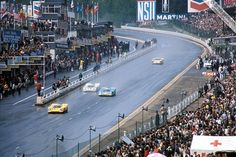 Spa Francorchamps Hans Laine (SF) and Gijs van Lennep (NL) become fifth placed with the Porsche 917K which was entered by Racing Team AAW