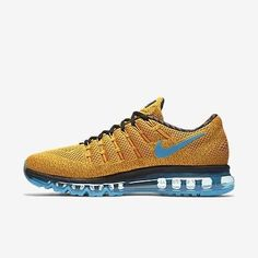 NEW Nike Air Max 2016 N7 Rare Mens Running Shoes Orange Black 845396 844 SZ 11 #Clothing, Shoes & Accessories:Men's Shoes:Athletic #socialmatic05 $150.00