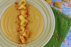Supa crema de linte rosie - CAIETUL CU RETETE Meat, Chicken, Cooking, Recipes, Food, Kitchen, Recipies, Essen, Meals