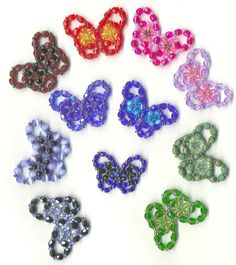 Free beads butterfly pattern click on link