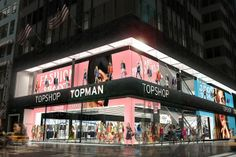 The Style Examiner: Topshop/Topman flagship store confirmed for New York's Fifth Avenue