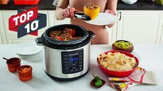 10 New Products Amazon 2020 | Amazing Future Tech. Cool Gadgets Slow Cooking, Pressure Cooking, Easy Cooking, 6 Quart Pressure Cooker, Risotto, Multi Cooker Recipes, Crockpot Recipes, Healthy Recipes, Summer Salads With Fruit
