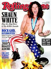 Shaun White.