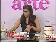 ▶ HORA DE ARTE - Latas decoradas (Parte 2) - YouTube