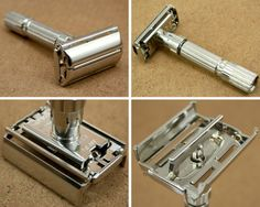 restored safety razor