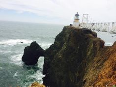 Point Bonita lighthouse - Marin Headlands