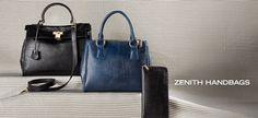 Zenith Handbags - http://premiumhabits.com/zenith-handbags/