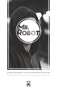 Mr. Robot Poster