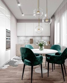 best modern interior for your kitchen - Wohn esszimmer - Design Modern Interior Design, Home Design, Interior Design Living Room, Interior Decorating, Modern Interiors, Contemporary Interior, Luxury Interior, Interior Ideas, Decorating Ideas