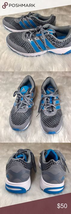 NWOT Men's Adidas Madison RNR Running Shoe Men's Adidas Madison RNR Running Shoe.  Gray/Blue.  New without tags.   ❌No Trades❌ 📦Fast Shipping📦 💬Offers Considered💬 🛍10% Off 2+ Items🛍 Adidas Shoes Athletic Shoes
