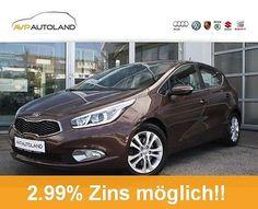 Kia cee'd 1.6 CRDi Vision **SHZ+LED+Klima+MP3+NAVI** als Limousine in Deggendorf