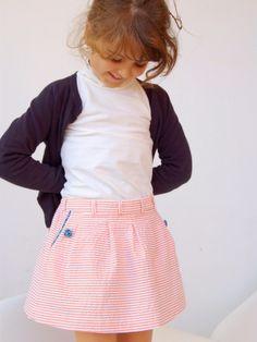 Flipped Ayashe skirt by DoGuincho