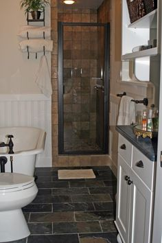How To Redo A Shower Stall