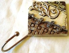 Decorative Coat Hanger Hook by 3BB. $10.90