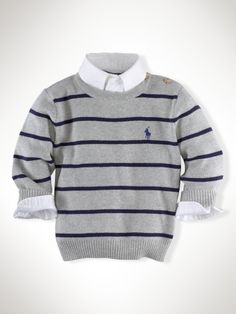 Ralph Lauren infant sweater