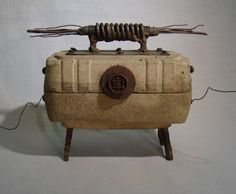RAKKASUI A Concrete Lidded Box with by TheCeremonialHome on Etsy, $1250.00
