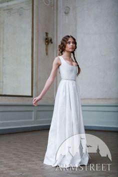 Corset lingerie renaissante du style florentin d'ArmStreet