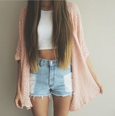 Image via We Heart It https://weheartit.com/entry/126885112 #beauty #cute #day #denim #fashion #girl #grunge #hair #hipster #indie #jeans #light #love #pale #pastel #pink #pretty #shorts #soft #summer #sun #sunshine #tan #teen #teenager #tumblr #white