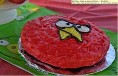 How to throw an angry birds party!