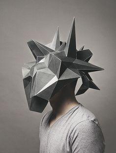 #design #portrait #crazy #photo #polygons