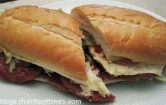 Gioia's Hot Salami from Gioia's Deli   http://www.chowzter.com/fast-feasts/north-america/St.%20Louis/review/Gioias-Deli/Gioias-Hot-Salami/4600_4616