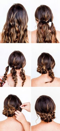 Need a Valentine's Day hair tutorial? Try this hair hack and you'll be g… Need., Summer Hairstyles, Need a Valentine's Day hair tutorial? Try this hair hack and you'll be g… Need a Valentine's Day hair tutorial? Try this hair hack and you'll be goo. Easy Summer Hairstyles, Up Hairstyles, Easy Updos For Long Hair, Cute Updos Easy, Easy Wedding Hairstyles, Easy Formal Hairstyles, Easy Work Updos, Easy Elegant Hairstyles, Date Night Hairstyles