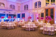 Cortney and Philip's Radiant Orchid Louisiana Wedding in New Orleans. Photos by Arte De Vie