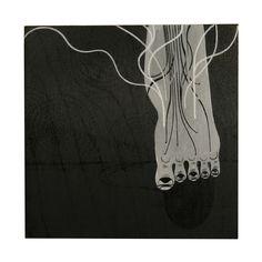 Herbert Baglione New Image Art Gallery Los Angeles, 2007