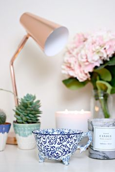 Homeware Haul! H&M, Anthropologie, Oliver Bonas, Ikea