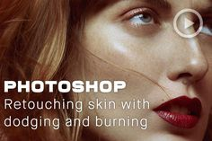Photoshop Skin Retouching | How to Micro Dodge & Burn with Curves