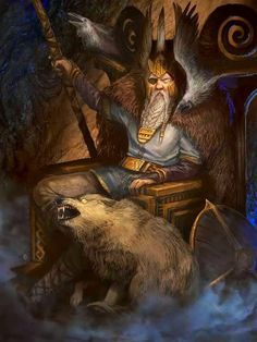 Hail #Odin