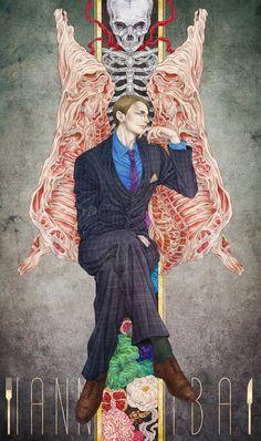 Hannibal fanart