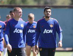 Basti tilbake i full trening - United.no