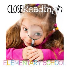 Close Reading Book Study {Chapter Three}