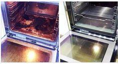 Cómo limpiar tu horno de manera efectiva con este increíble método