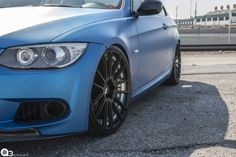 BMW 3 Series - Exclusive XO Luxury Monaco Wheels