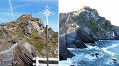 San Juan Gaztelugatxe in Spain - Next Trip Tourism Spain Tourism, Cool Watches, Around The Worlds, Museum, Water, Outdoor, San Juan, Gripe Water, Outdoors