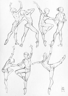 I'm so happy! My art teacher told me my figure studies have shown great improvement! That's just such a motivation booster :)