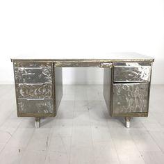Tanker Desk On Pinterest Metal Desks Desks And